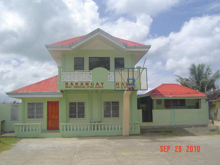 Brgy. Trapiche Barangay Hall