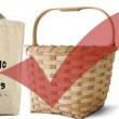 Tote Bag, Basket, Bayong